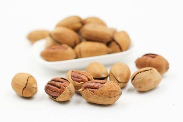 Sušené ovocie a orechy