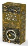 Zázvor & citrón, 70 g