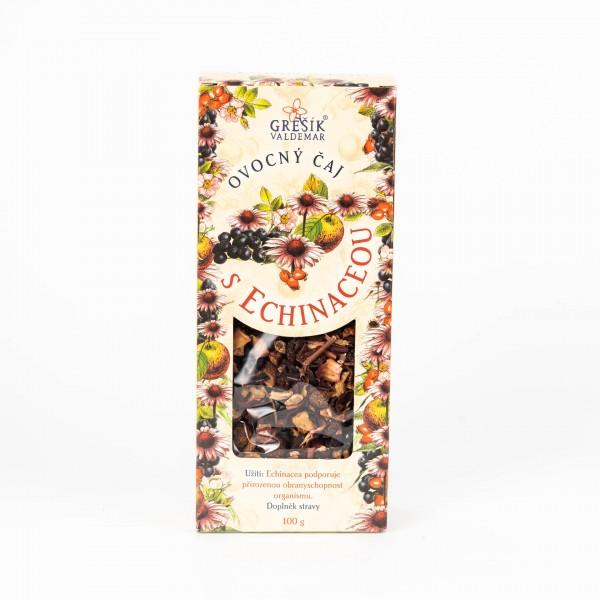 Ovocný čaj s echinaceou, 100 g