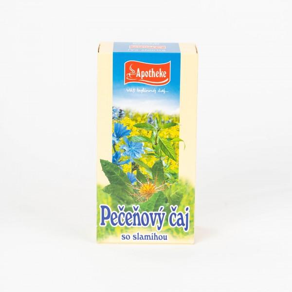 Pečeňový čaj so slamihou, 20x1,5 g