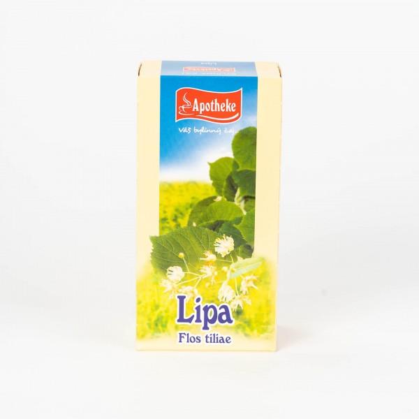 Lipový čaj, 20x1,5 g