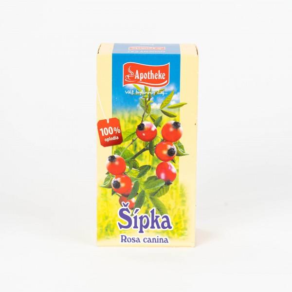 Šípkový čaj, 20x2,5 g