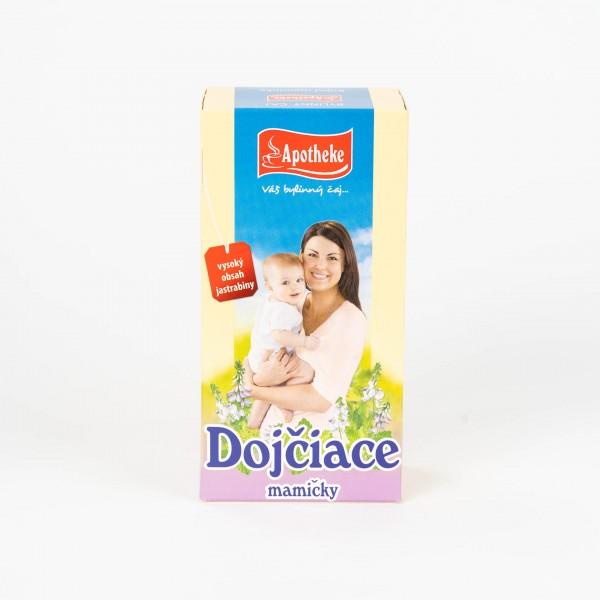 Čaj pre dojčiace matky, 20x1,5 g