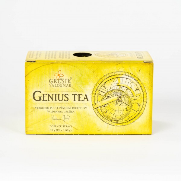 Genius tea, 20x1,5 g
