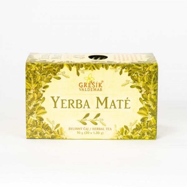 Yerba Maté, 20x1,5g