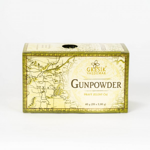 Gunpowder, 20x2 g