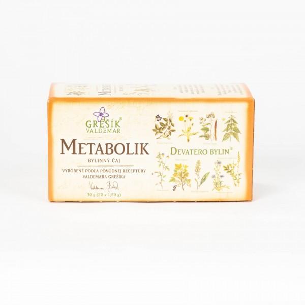 Metabolik, 20x1,5 g
