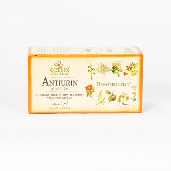 Antiurín, 20x1,2 g