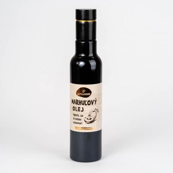 Olej z jadier marhule, 250ml
