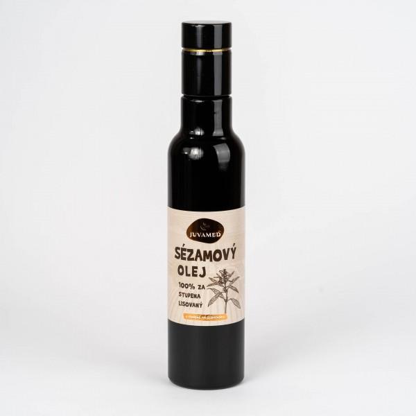 Sezamový olej, 250ml