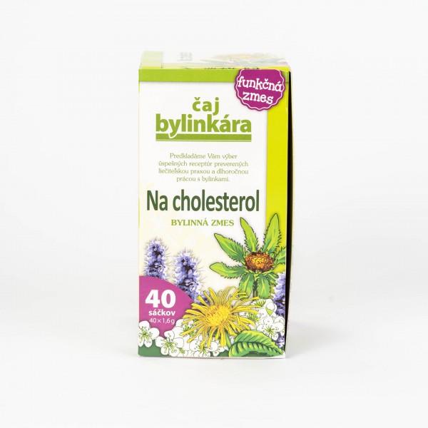 Na cholesterol, 40x1,6g