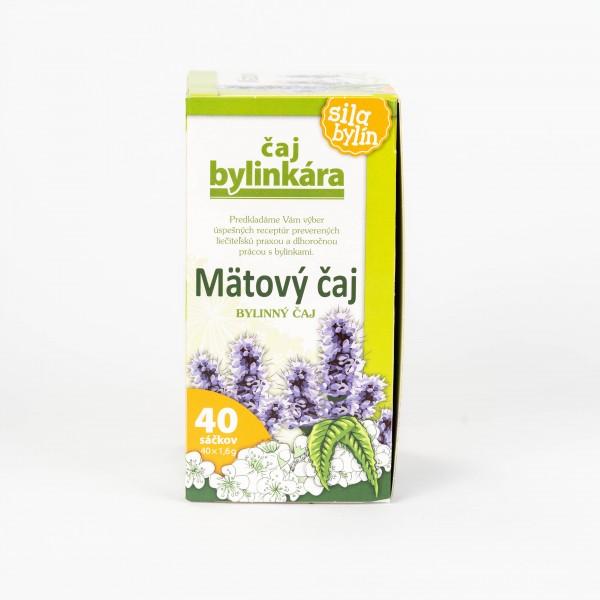 Mätový čaj, 40x1,6g
