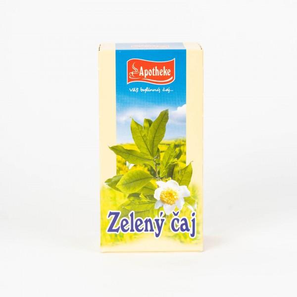 Zelený čaj, 20x1,5 g