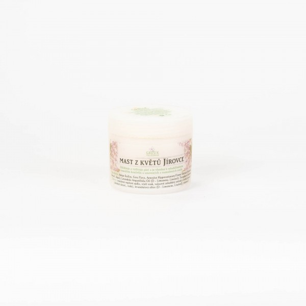 Masť z kvetu pagaštana, 50 ml