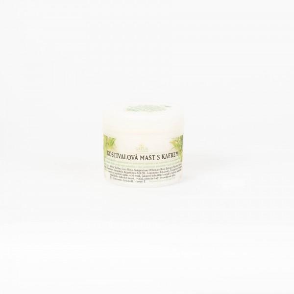 Kostihojová masť s gáfrom, 50 ml