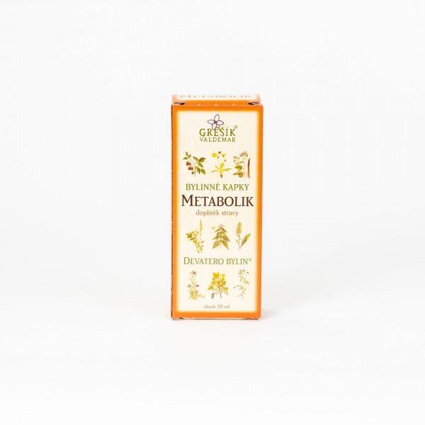 Metabolik, 50 ml