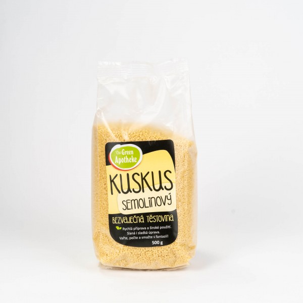 Kuskus semolinový, 500g
