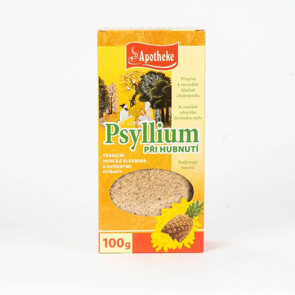 Psyllium s ananásom, 100 g
