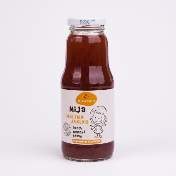 MiJa Malina jablko, 250 ml