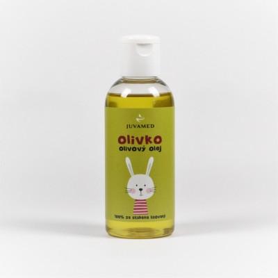 Olivko - telový olivový olej 150ml