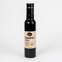 Konopný olej, 250ml