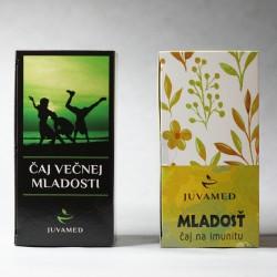 MLADOSŤ čaj na imunitu
