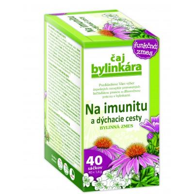 Na imunitu a dýchacie cesty, 40x1,6g