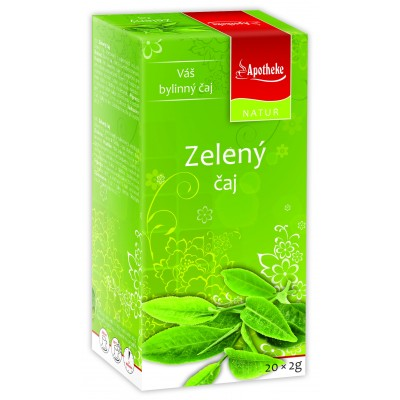 Zelený čaj, 20x2g