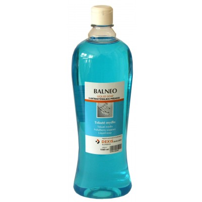 Balneo - tekuté mydlo s antibakteriálnou prísadou, 1000 ml