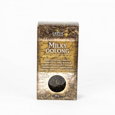 MILKY OOLONG, 50g