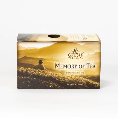 Memory of tea, 20x1,8g