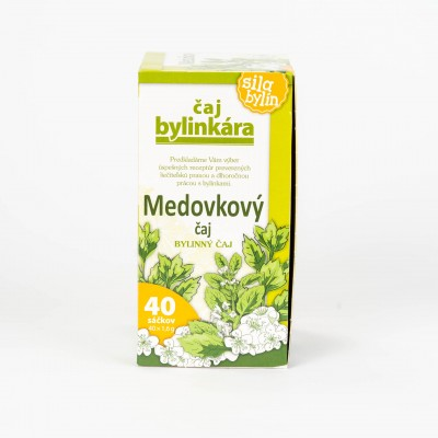 Medovkový čaj, 40x1,6g