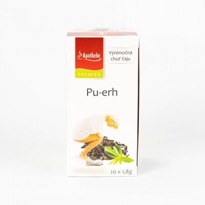 Pu-erh, 20x1,8 g