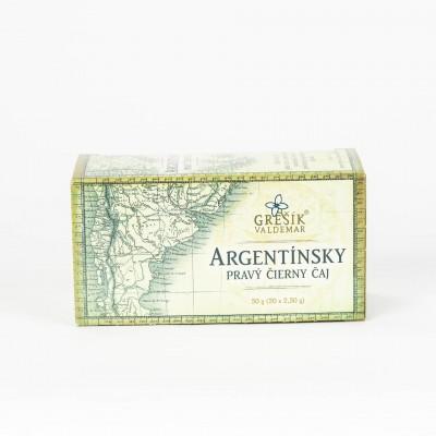 Argentínsky čierny čaj, 20x2,5 g