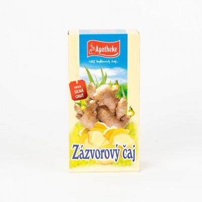 Zázvorový čaj, 20x1,5 g