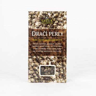 Dračie perly, zel. čaj s jazmínom 20g
