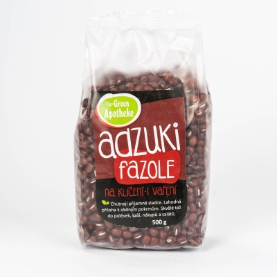 Adzuki fazuľa, 500g