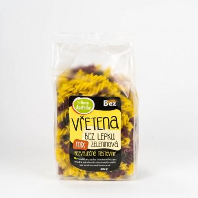 Vretená zeleninový mix bezlepkové, 300g