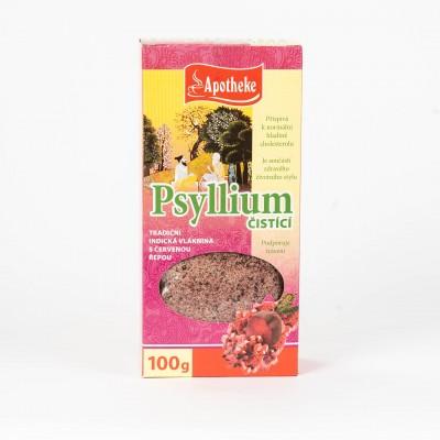 Psyllium s červenou repou, 100 g