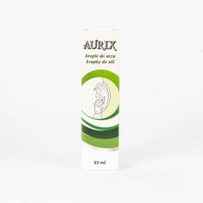 AURIX kvapky do uší 35 ml