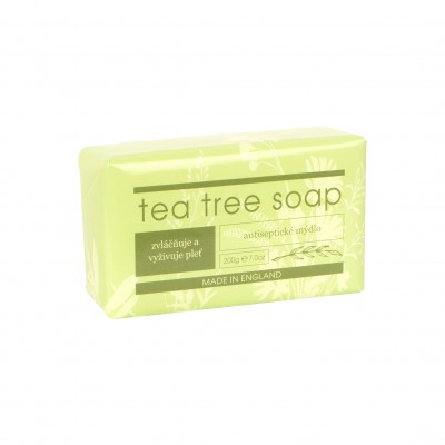 Tea tree soap - antiseptické mydlo, 200g