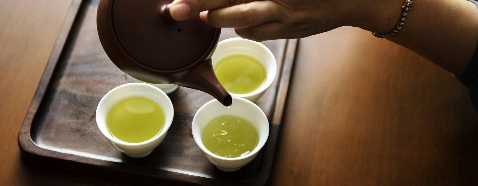Zeleným čajom proti vážnym chorobám