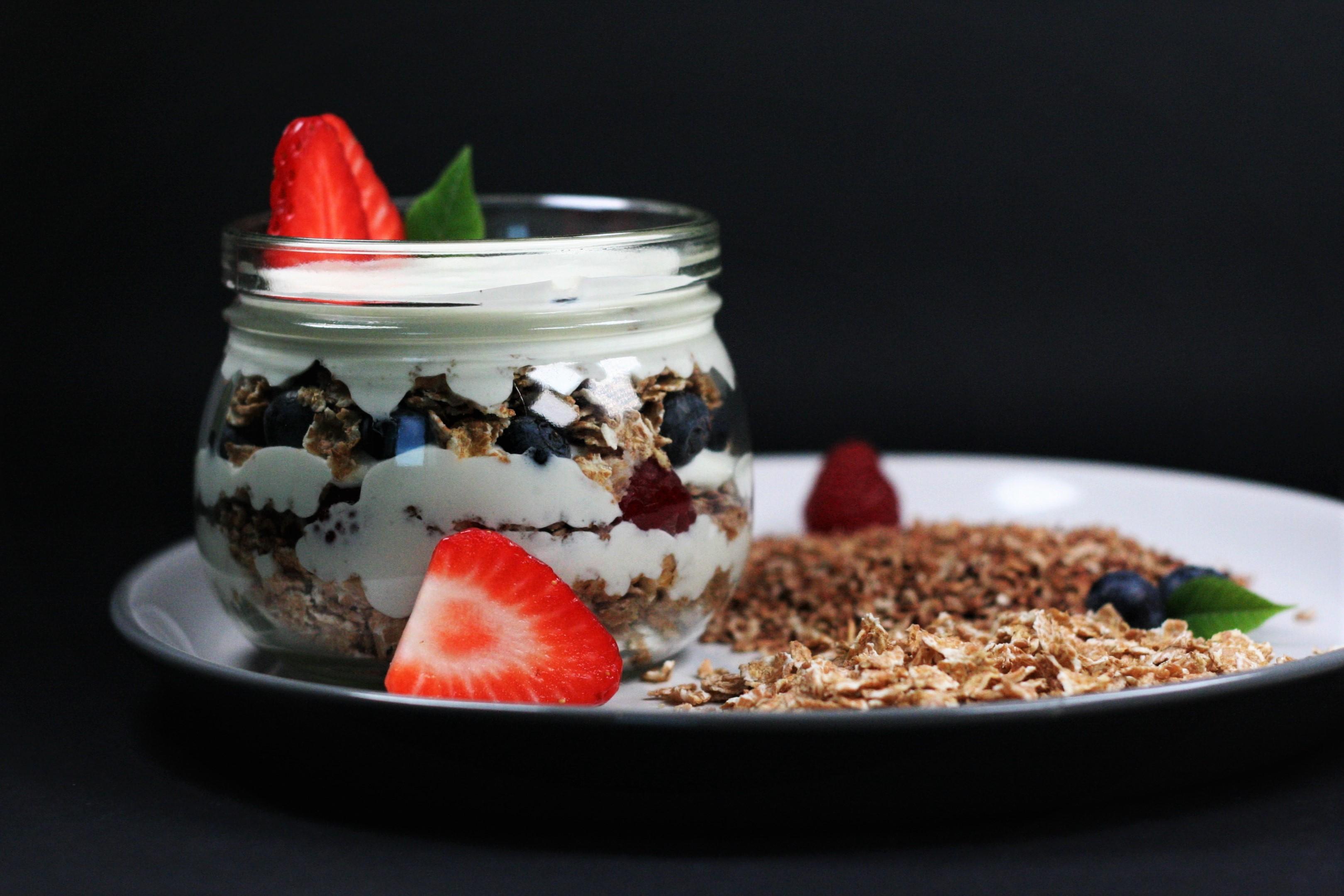 recept zdravé raňajky
