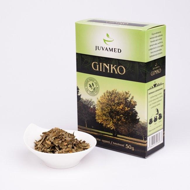 bylinkový čaj príprava